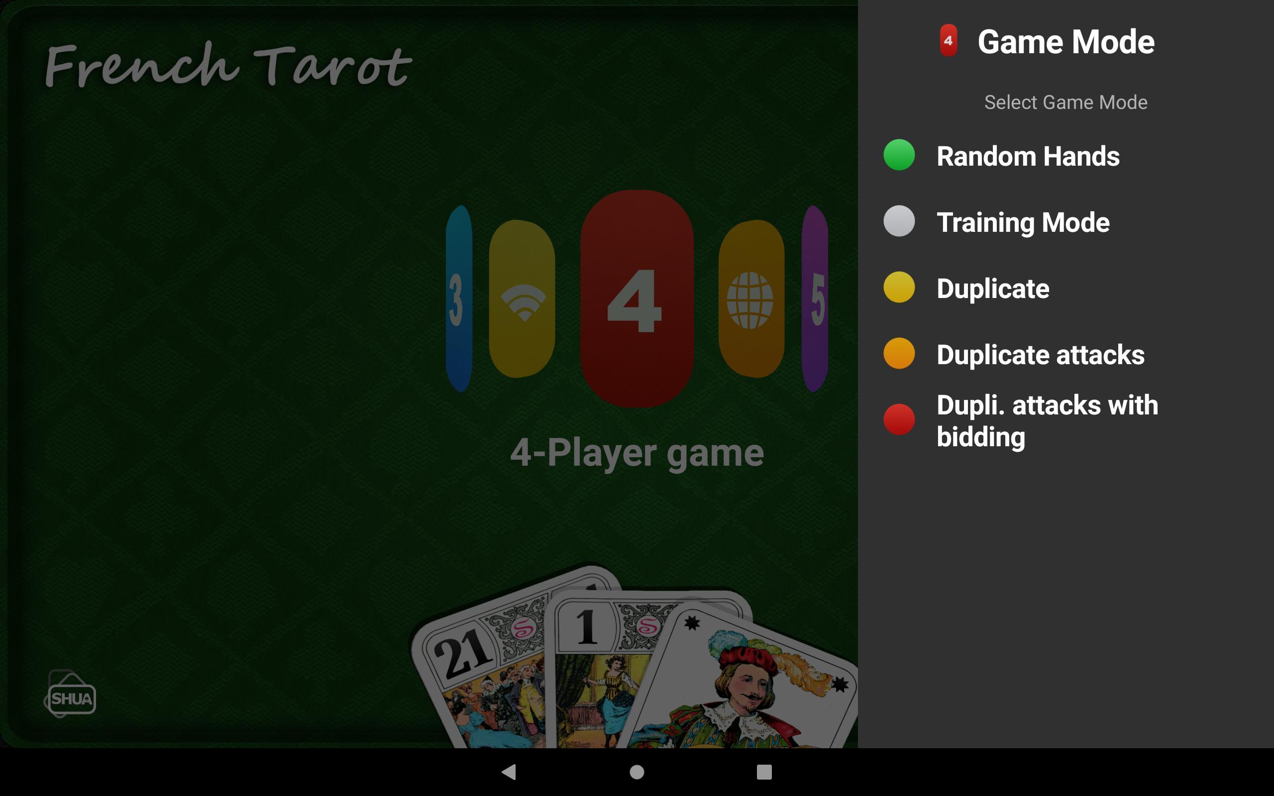 SHUA Tarot 2.3.2 Screenshot 11