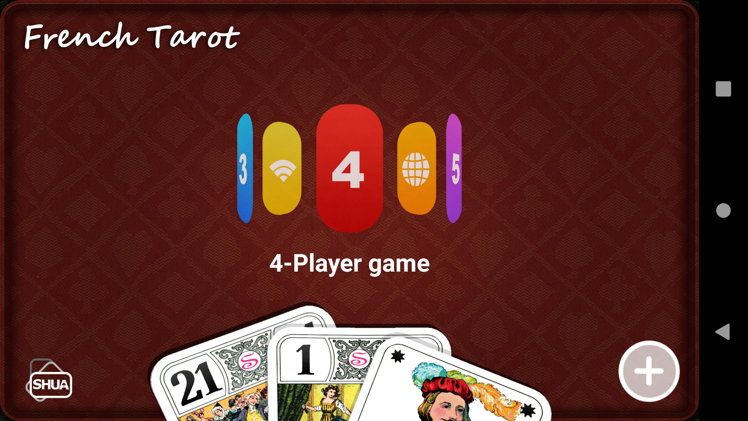 SHUA Tarot 2.3.2 Screenshot 2