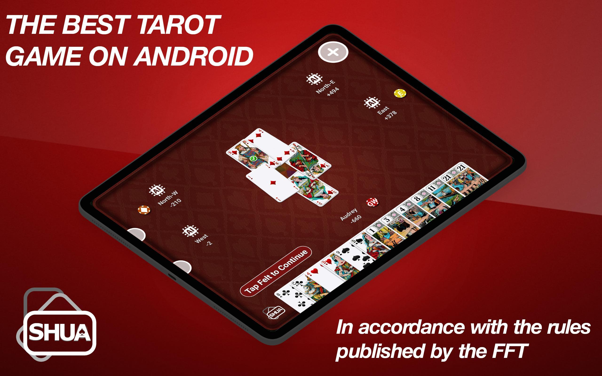 SHUA Tarot 2.3.2 Screenshot 8