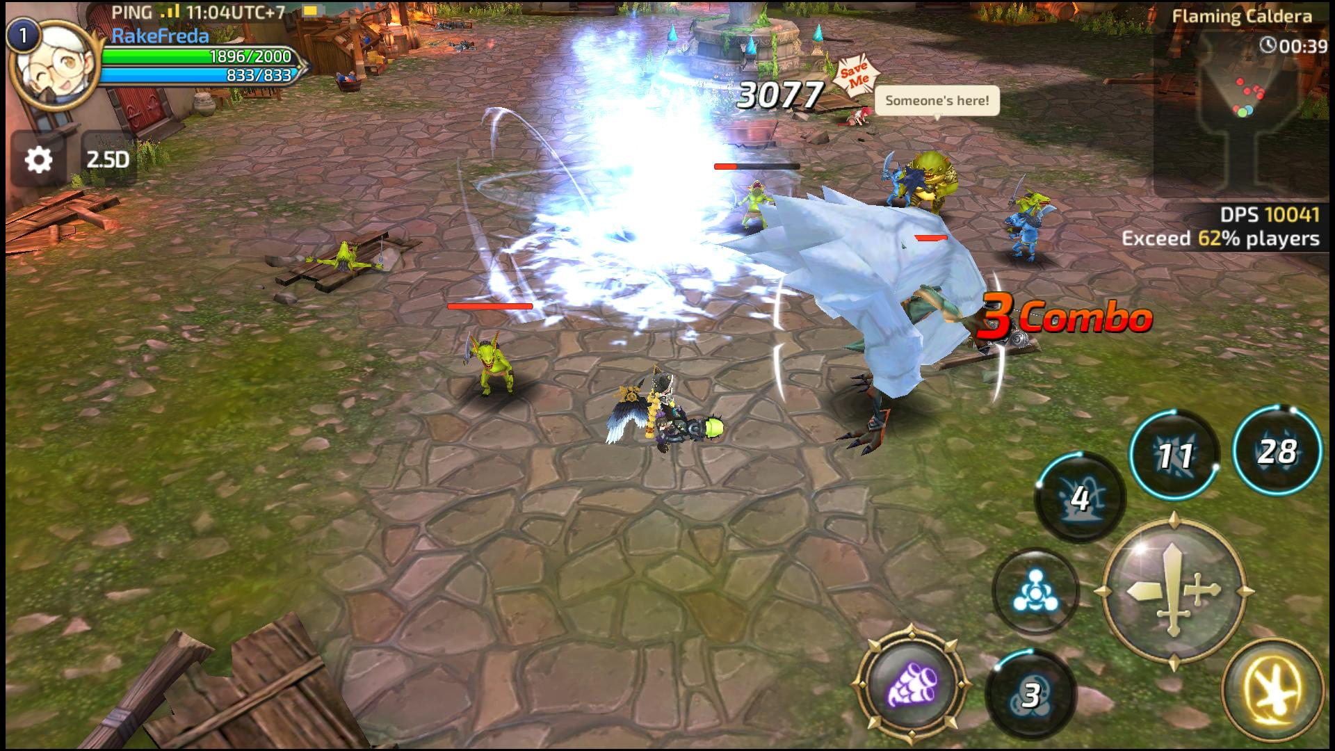 Dragon Nest M SEA 1.7.0 Screenshot 18