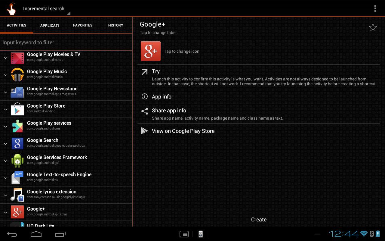 QuickShortcutMaker 2.4.0 Screenshot 5