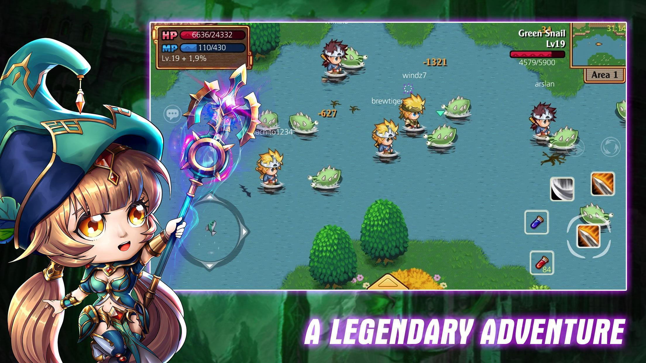 Knight Age A Magical Kingdom in Chaos 2.2.4 Screenshot 2