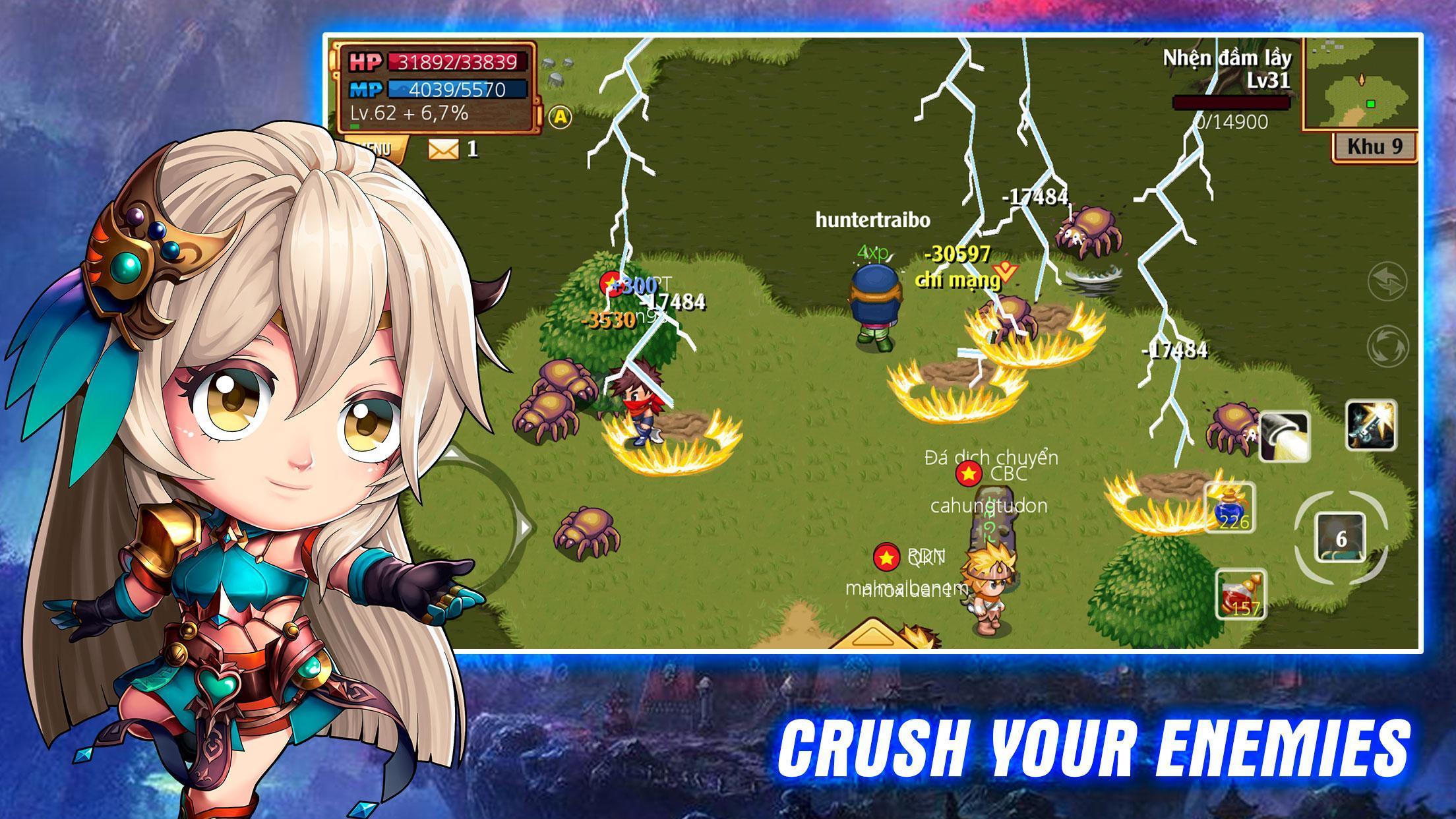 Knight Age A Magical Kingdom in Chaos 2.2.4 Screenshot 22