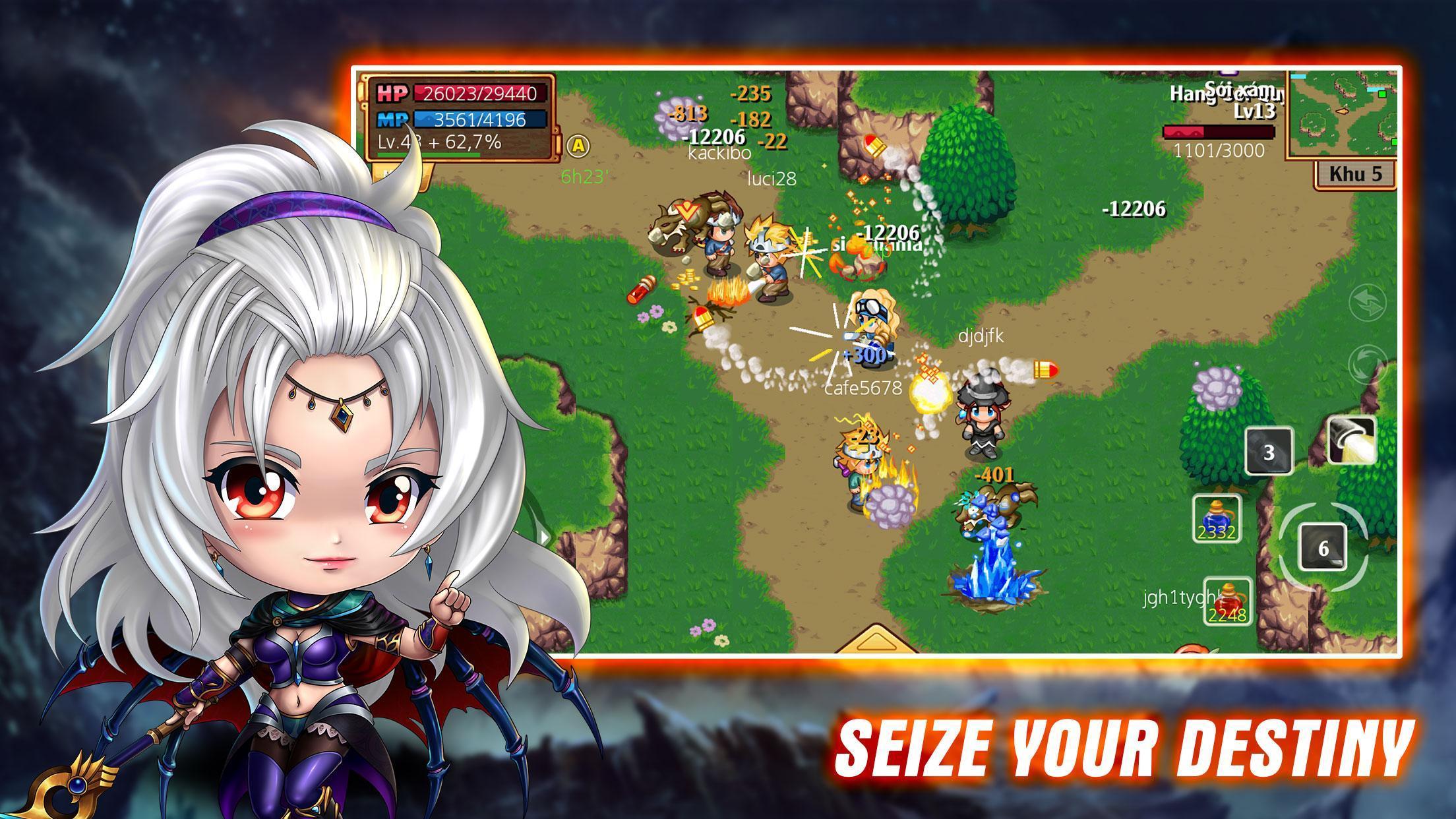 Knight Age A Magical Kingdom in Chaos 2.2.4 Screenshot 24