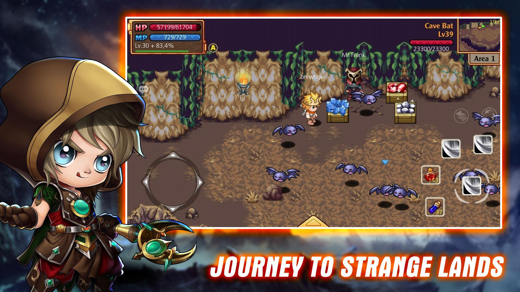 Knight Age A Magical Kingdom in Chaos 2.2.4 Screenshot 3