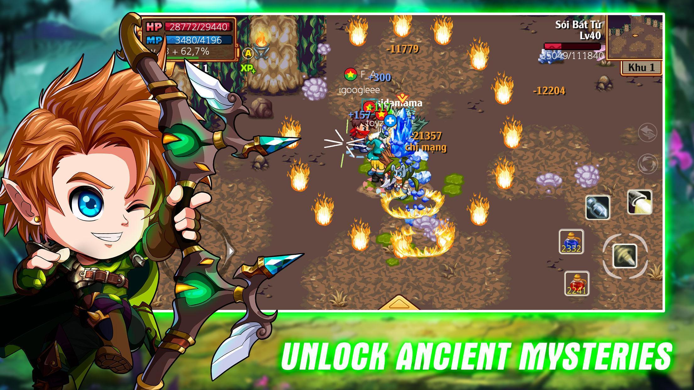 Knight Age A Magical Kingdom in Chaos 2.2.4 Screenshot 4
