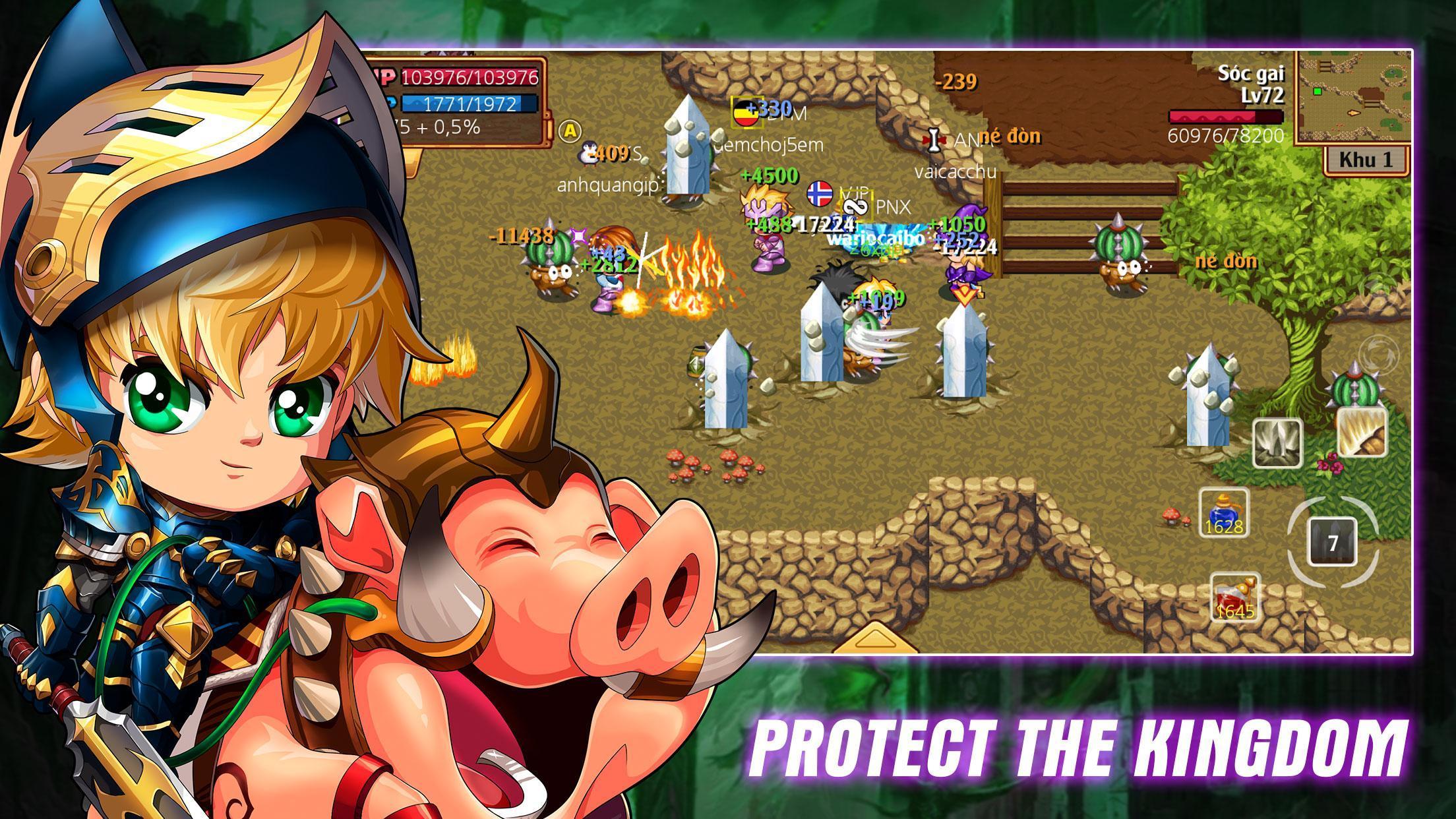 Knight Age A Magical Kingdom in Chaos 2.2.4 Screenshot 7