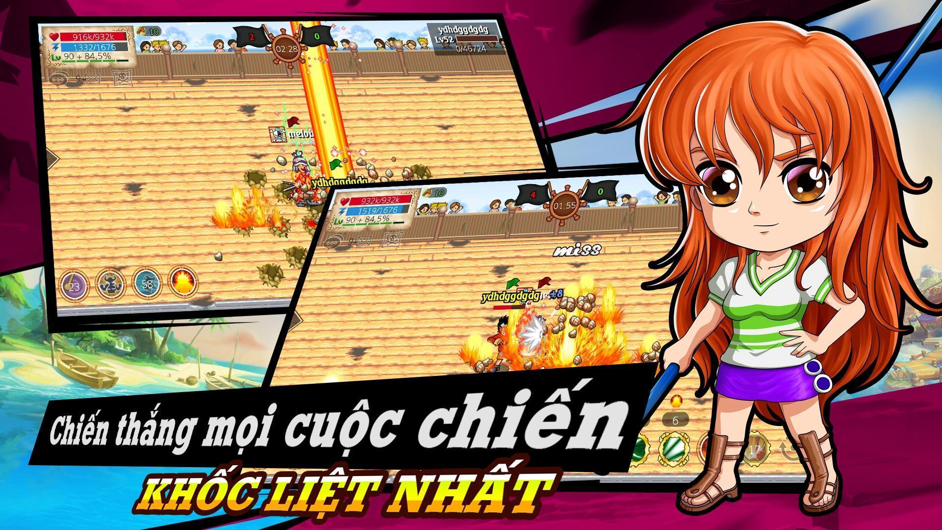 Hải Tặc Chiến 1.0.1 Screenshot 3