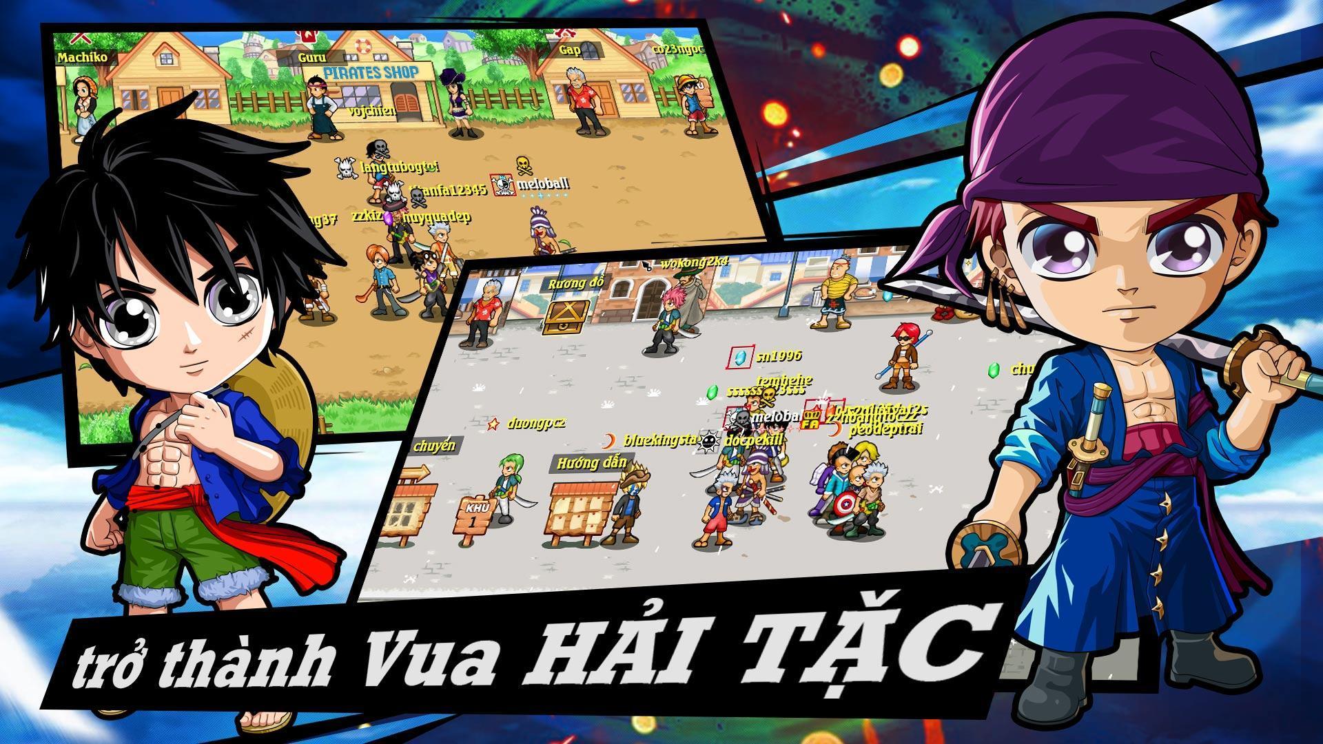 Hải Tặc Chiến 1.0.1 Screenshot 5