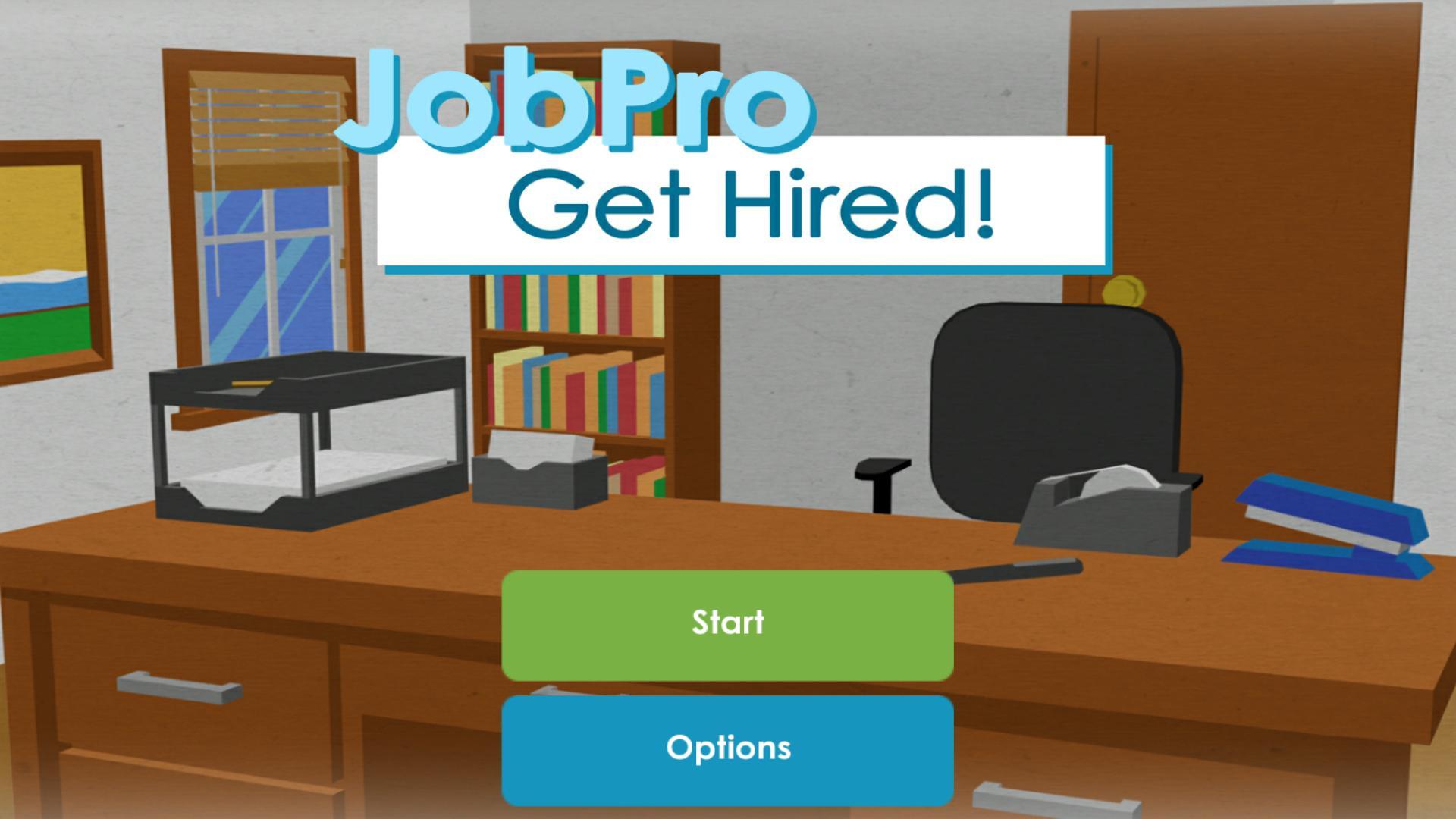 JobPro: Get Hired! 1.5 Screenshot 1