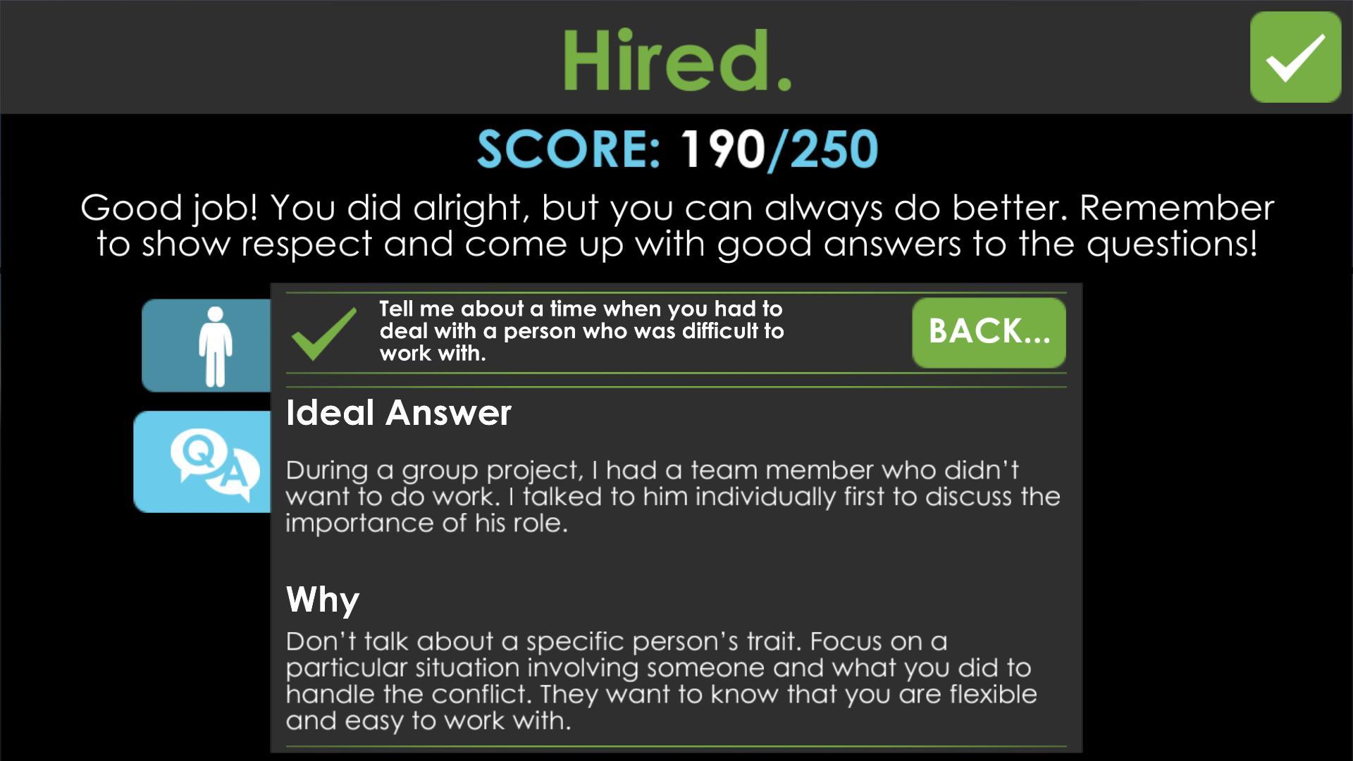 JobPro: Get Hired! 1.5 Screenshot 10