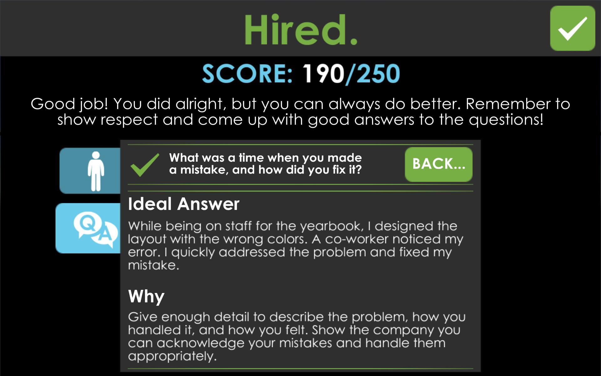 JobPro: Get Hired! 1.5 Screenshot 15