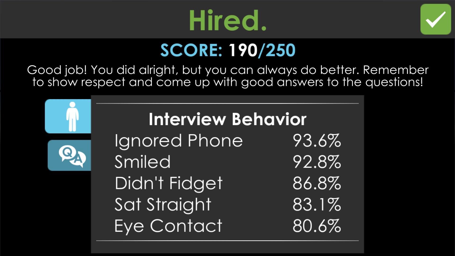 JobPro: Get Hired! 1.5 Screenshot 9