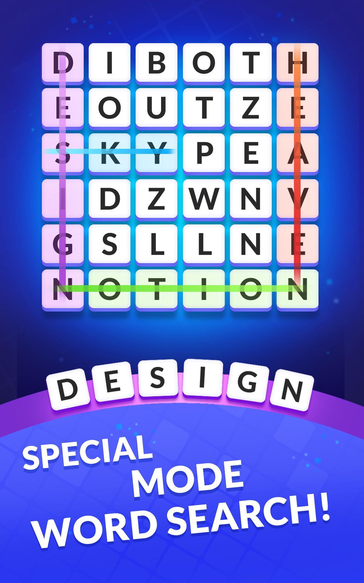 Word Mania – a word game in English 1.0.7 Screenshot 8