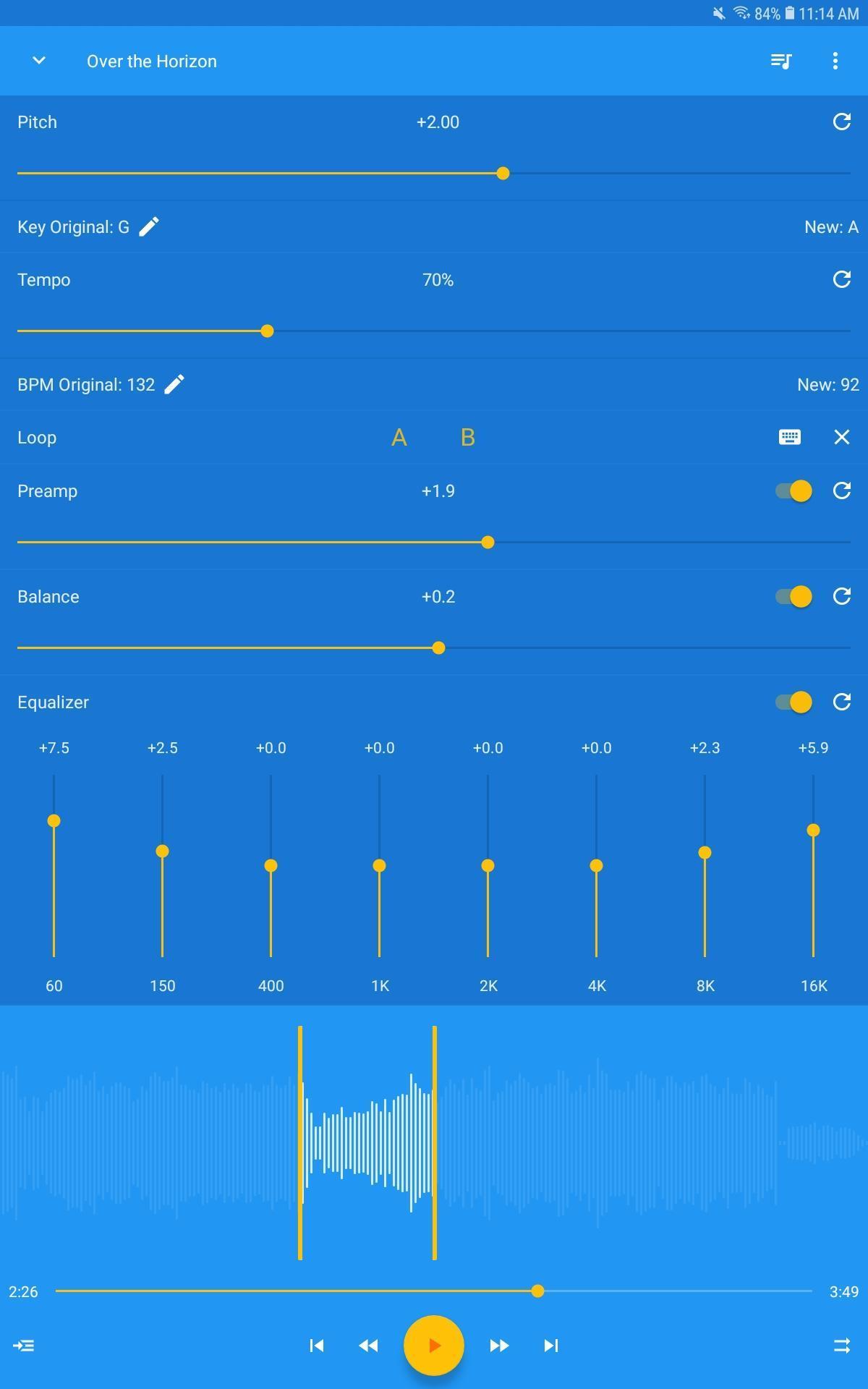 Music Speed Changer 8.7.1 Screenshot 9