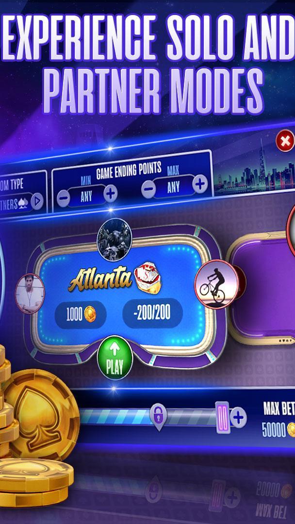 Spades online spades plus friends, play now! ♠️ 2.4.3 Screenshot 19