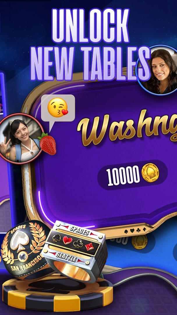 Spades online spades plus friends, play now! ♠️ 2.4.3 Screenshot 6