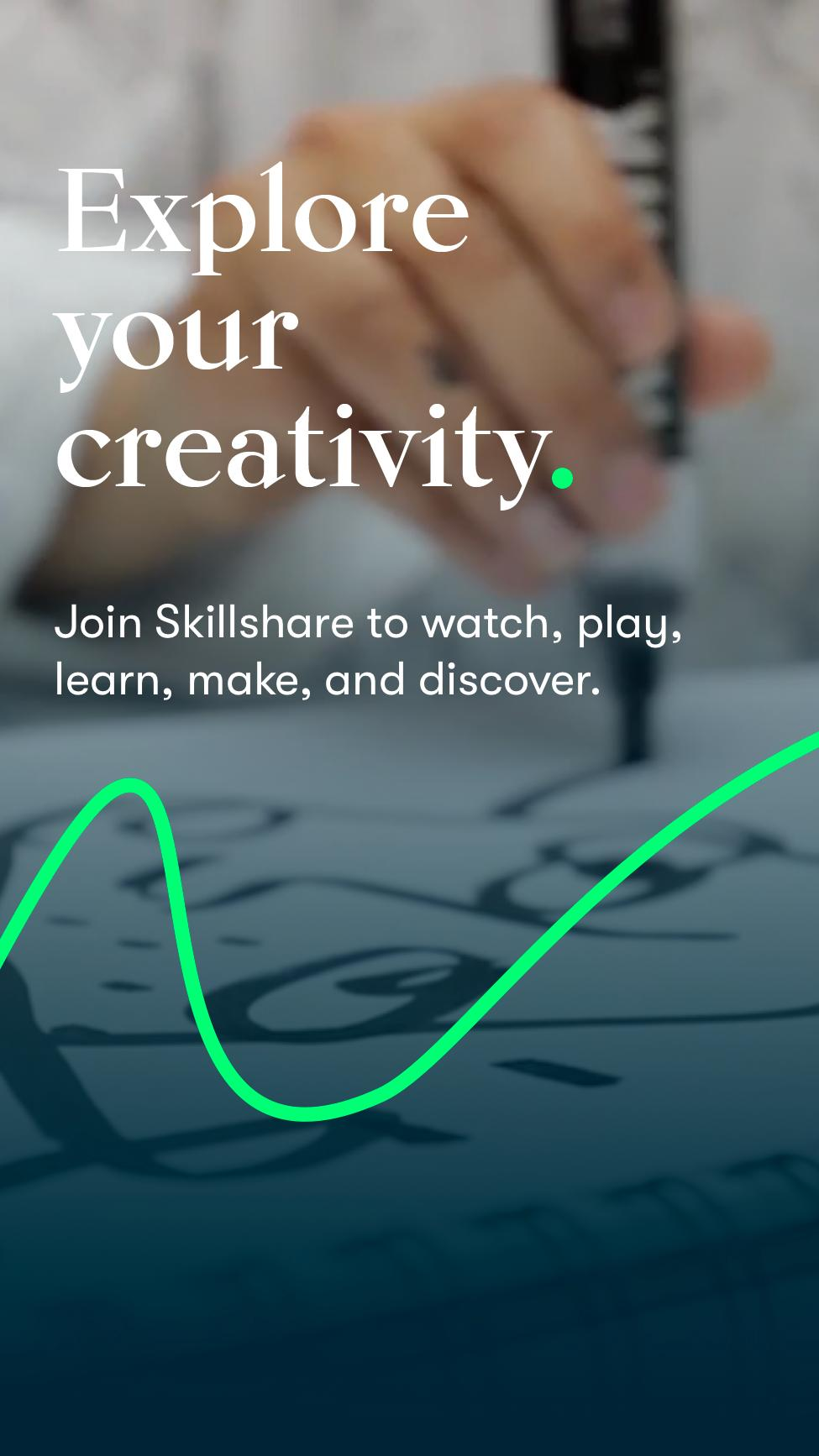 Skillshare Online Learning 5.2.2.7 Screenshot 1