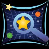 Sky Map app icon