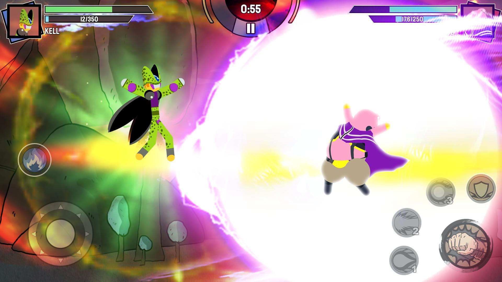 Stickman Warriors Super Dragon Shadow Fight 1.1.5 Screenshot 8