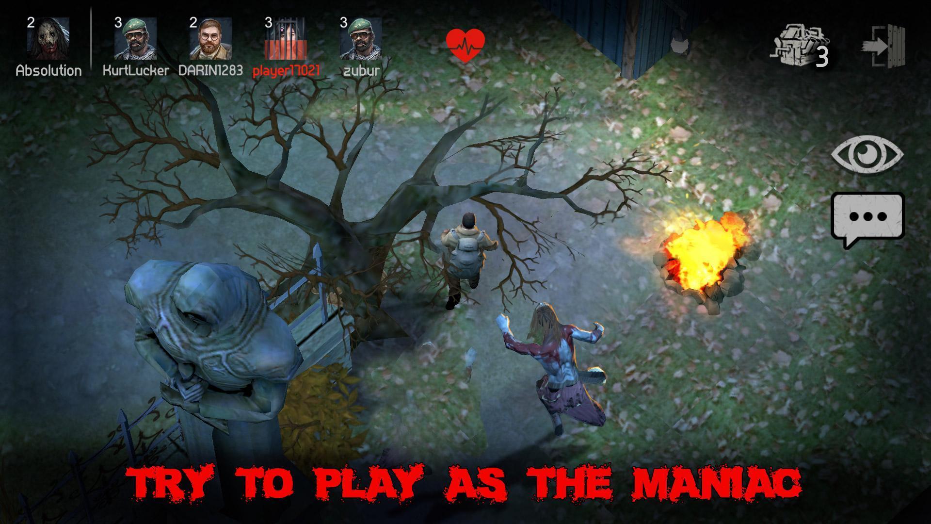 Horrorfield Multiplayer Survival Horror Game 1.3.6 Screenshot 18