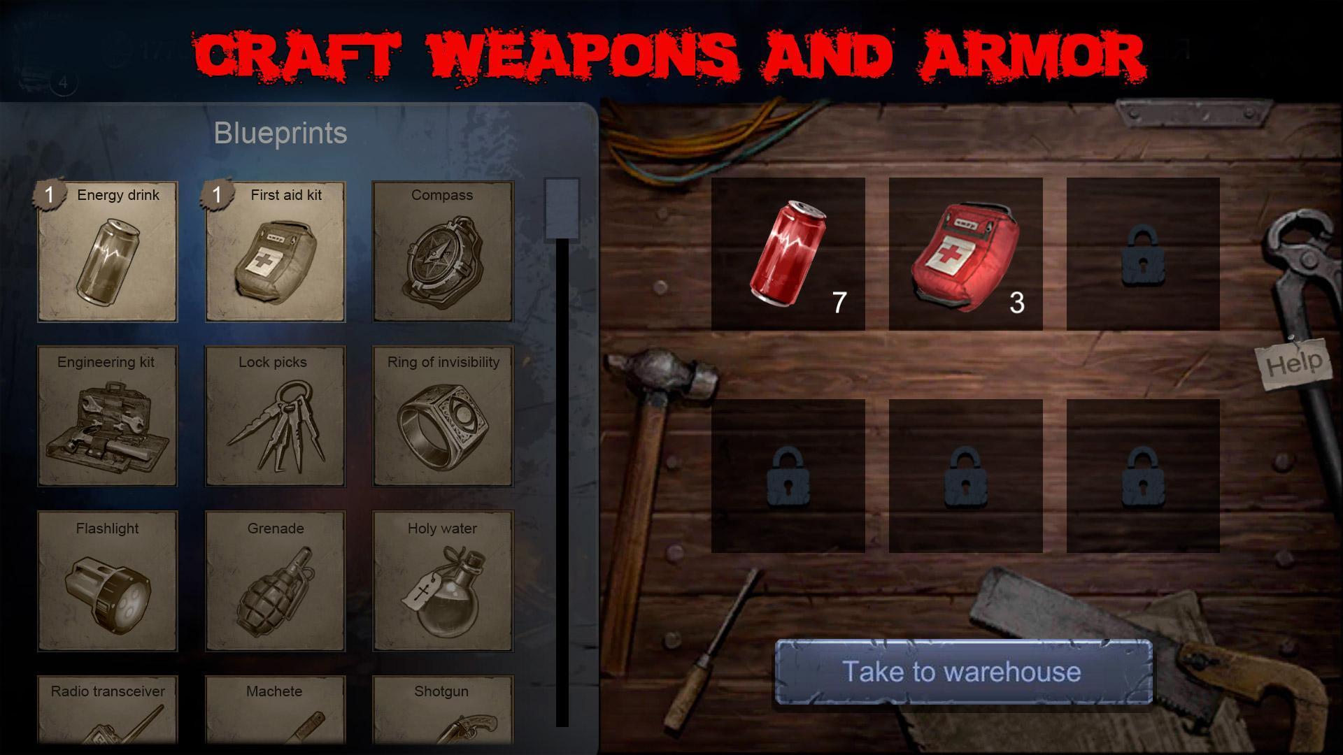 Horrorfield Multiplayer Survival Horror Game 1.3.6 Screenshot 4