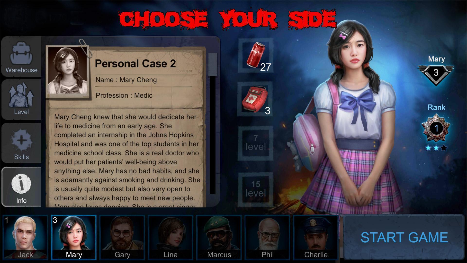 Horrorfield Multiplayer Survival Horror Game 1.3.6 Screenshot 6