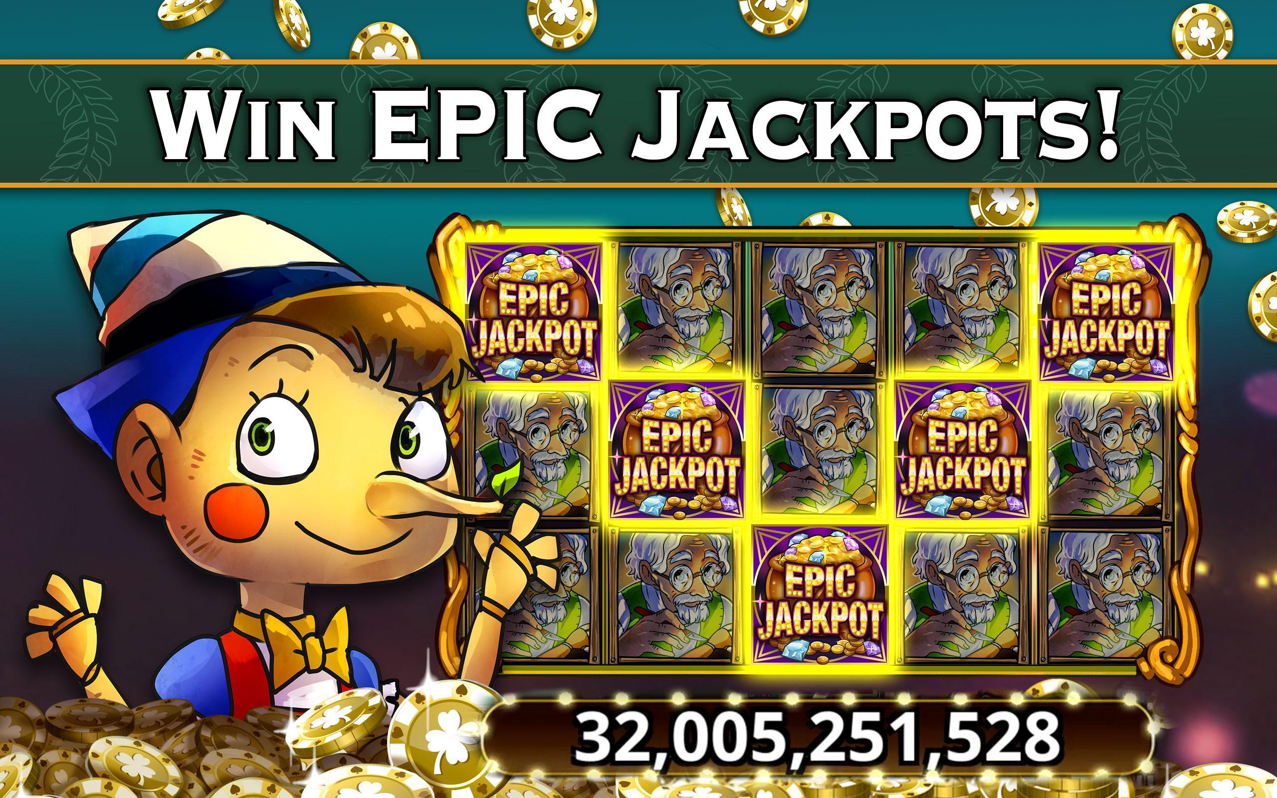 Slots: Epic Jackpot Slots Games Free & Casino Game 1.151 Screenshot 10