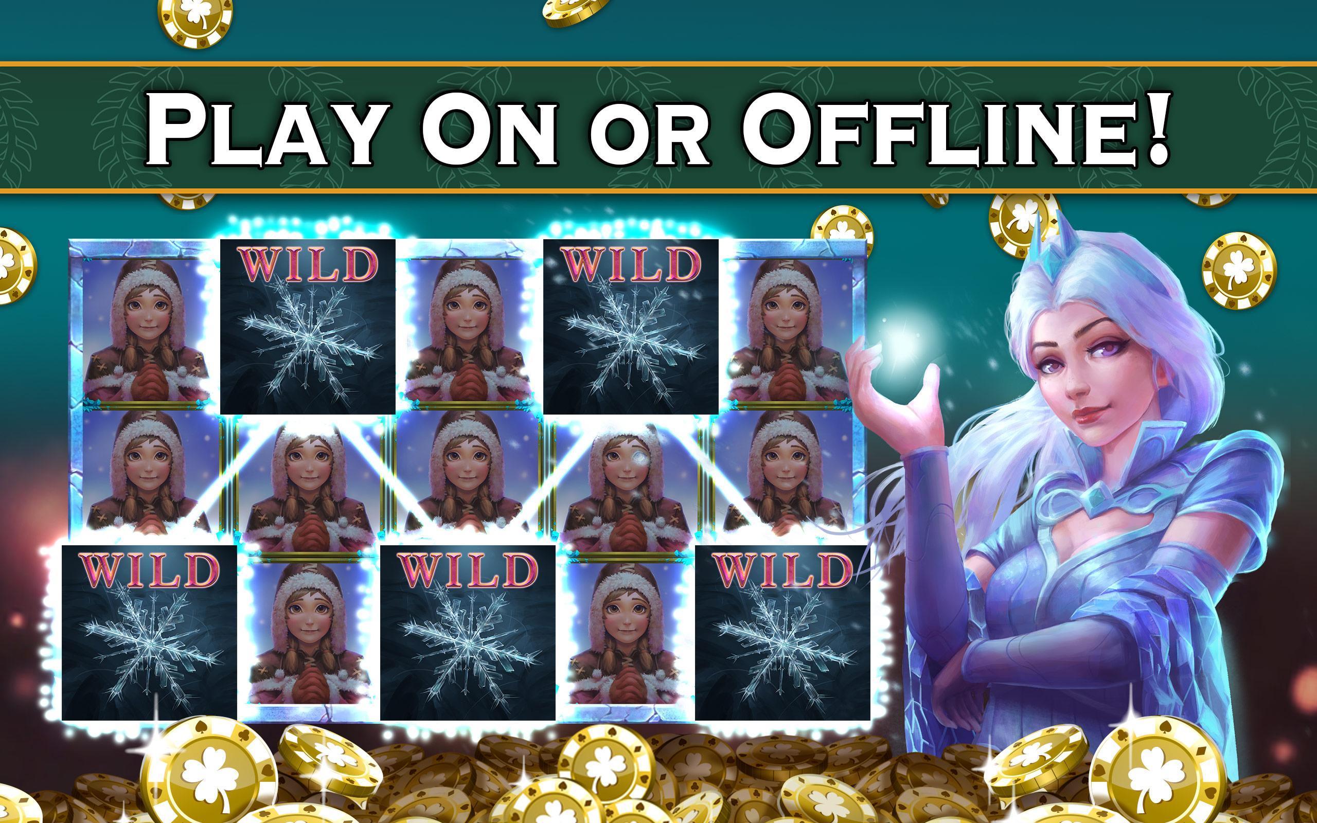 Slots: Epic Jackpot Slots Games Free & Casino Game 1.151 Screenshot 3