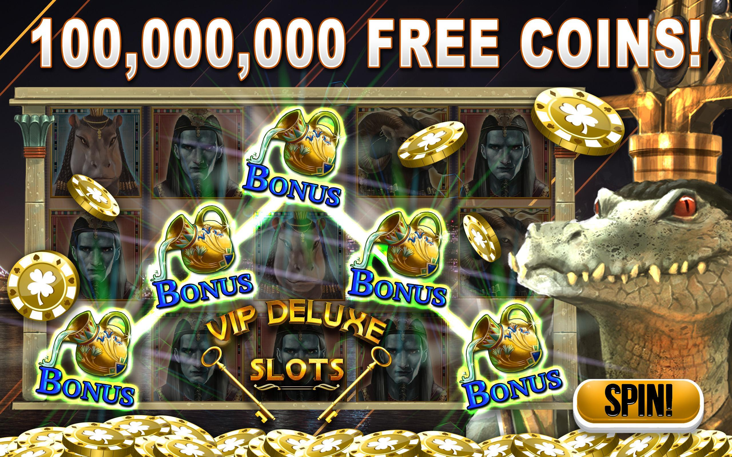 Slots: VIP Deluxe Slot Machines Free - Vegas Slots 1.161 Screenshot 11