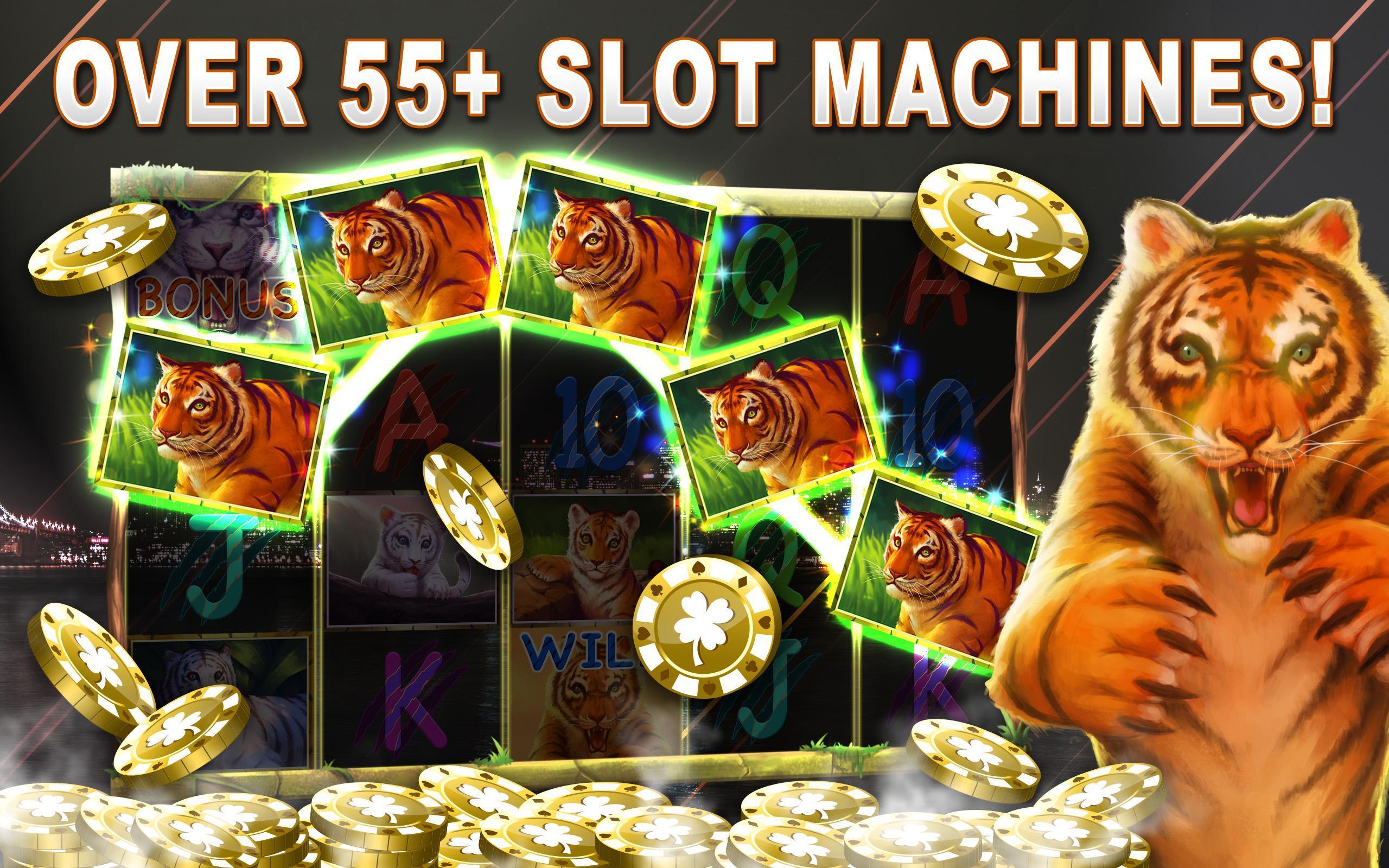 Slots: VIP Deluxe Slot Machines Free - Vegas Slots 1.161 Screenshot 4