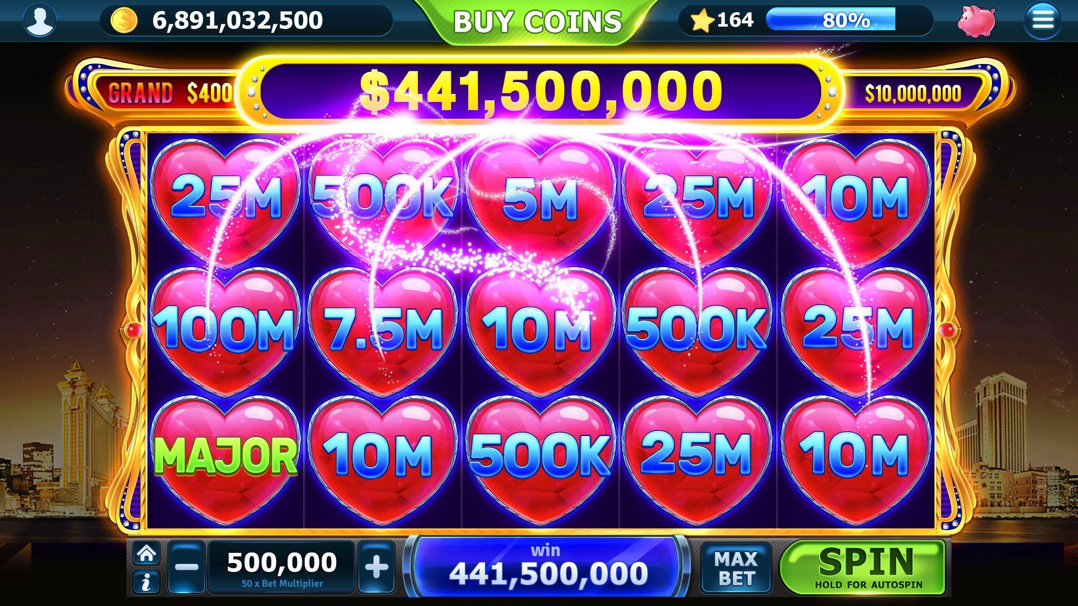 Slots of Vegas 1.2.25 Screenshot 2