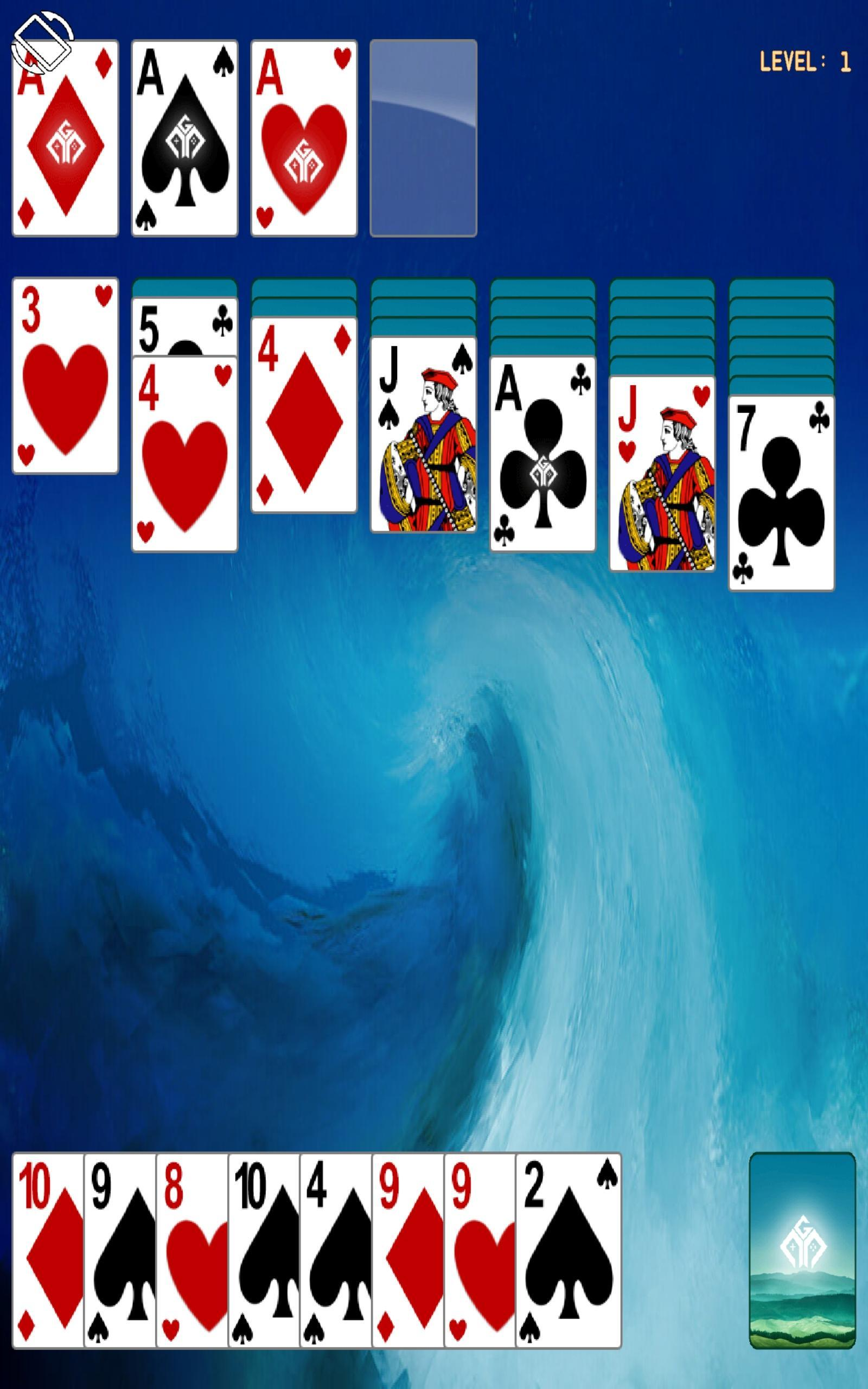 Golden Card Games (Tarneeb - Trix - Solitaire) 20.1.1.30 Screenshot 7