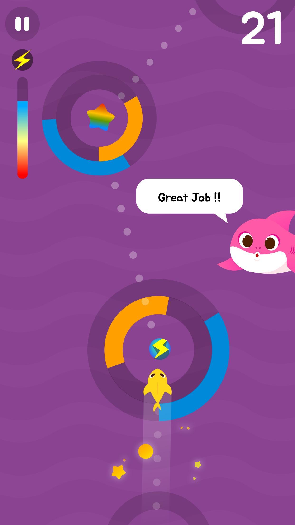 Baby Shark RUSH : Circle Hop 1.3 Screenshot 4