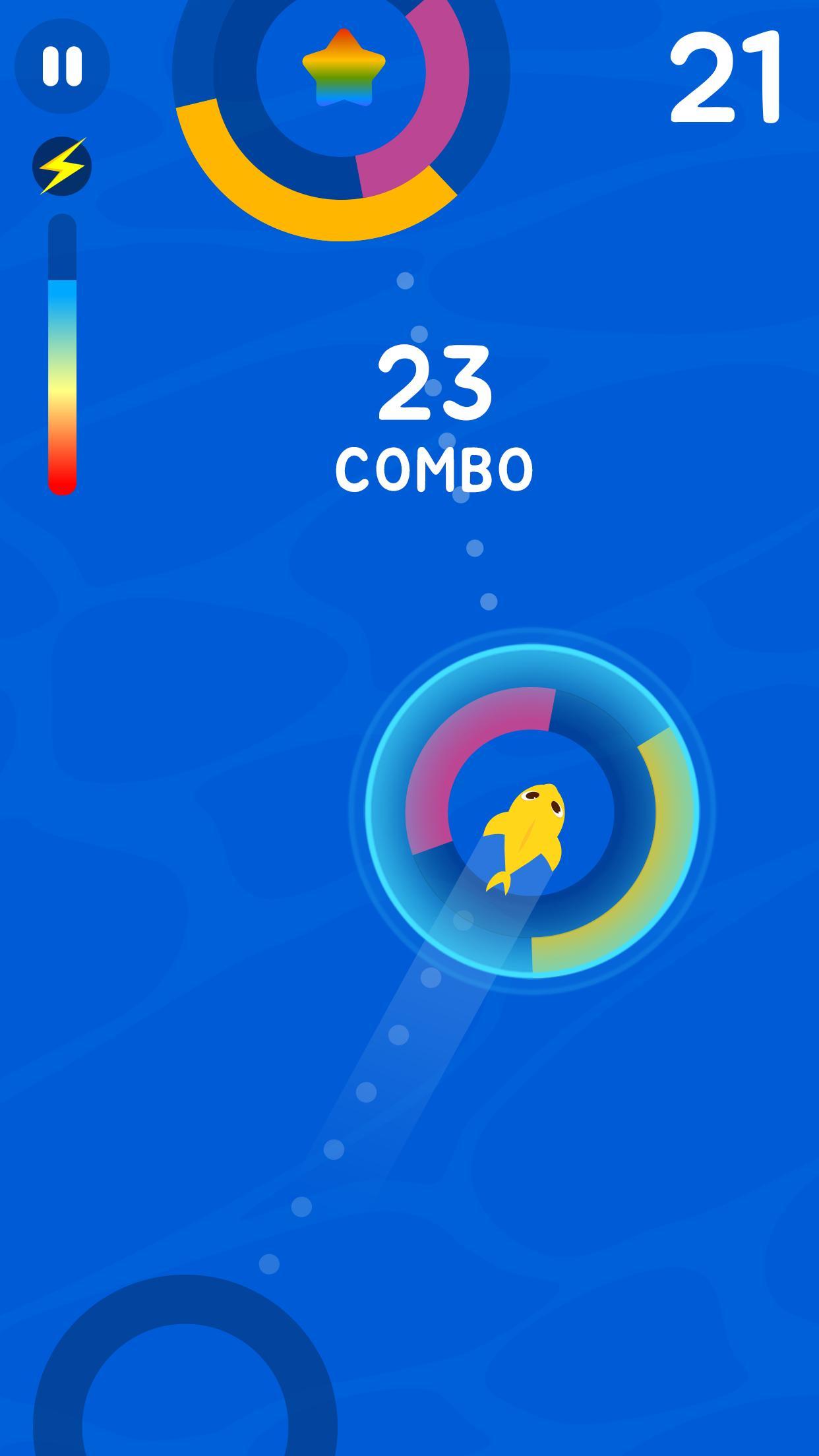 Baby Shark RUSH : Circle Hop 1.3 Screenshot 5