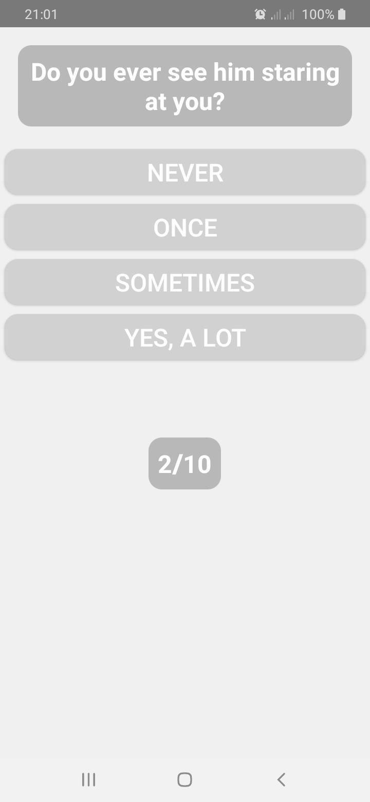 Does He Like Me? Personality Test 8.0 Screenshot 6