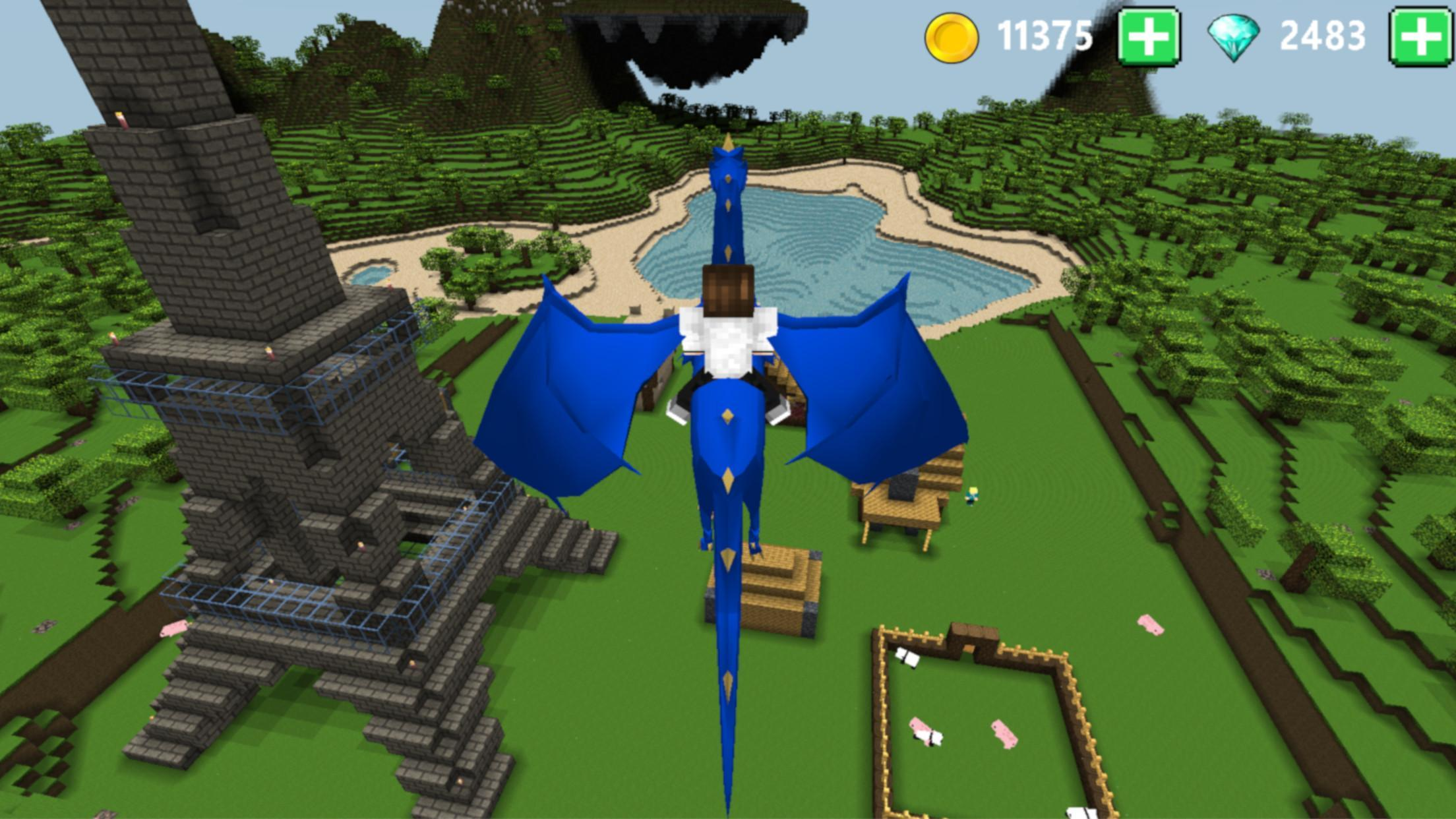 Exploration Craft 3D 145.0 Screenshot 19