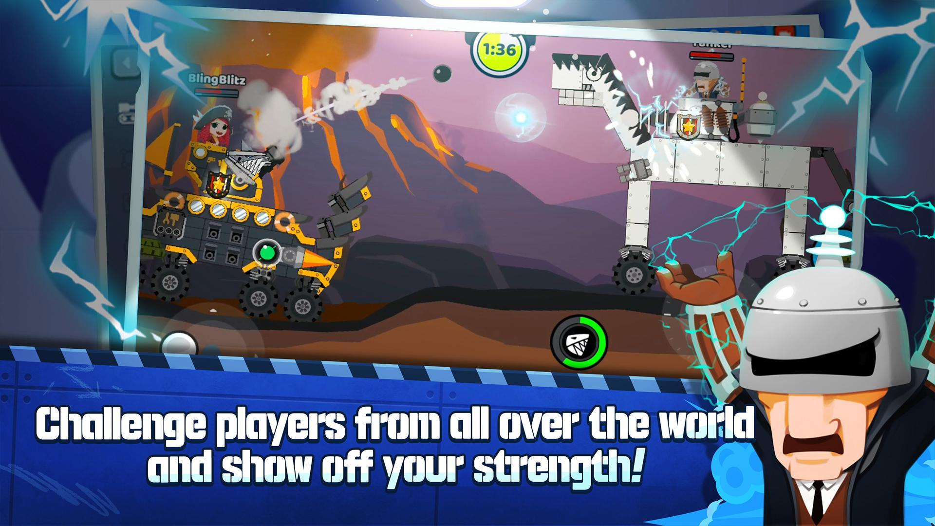 Super Tank Blitz 1.0.6 Screenshot 2