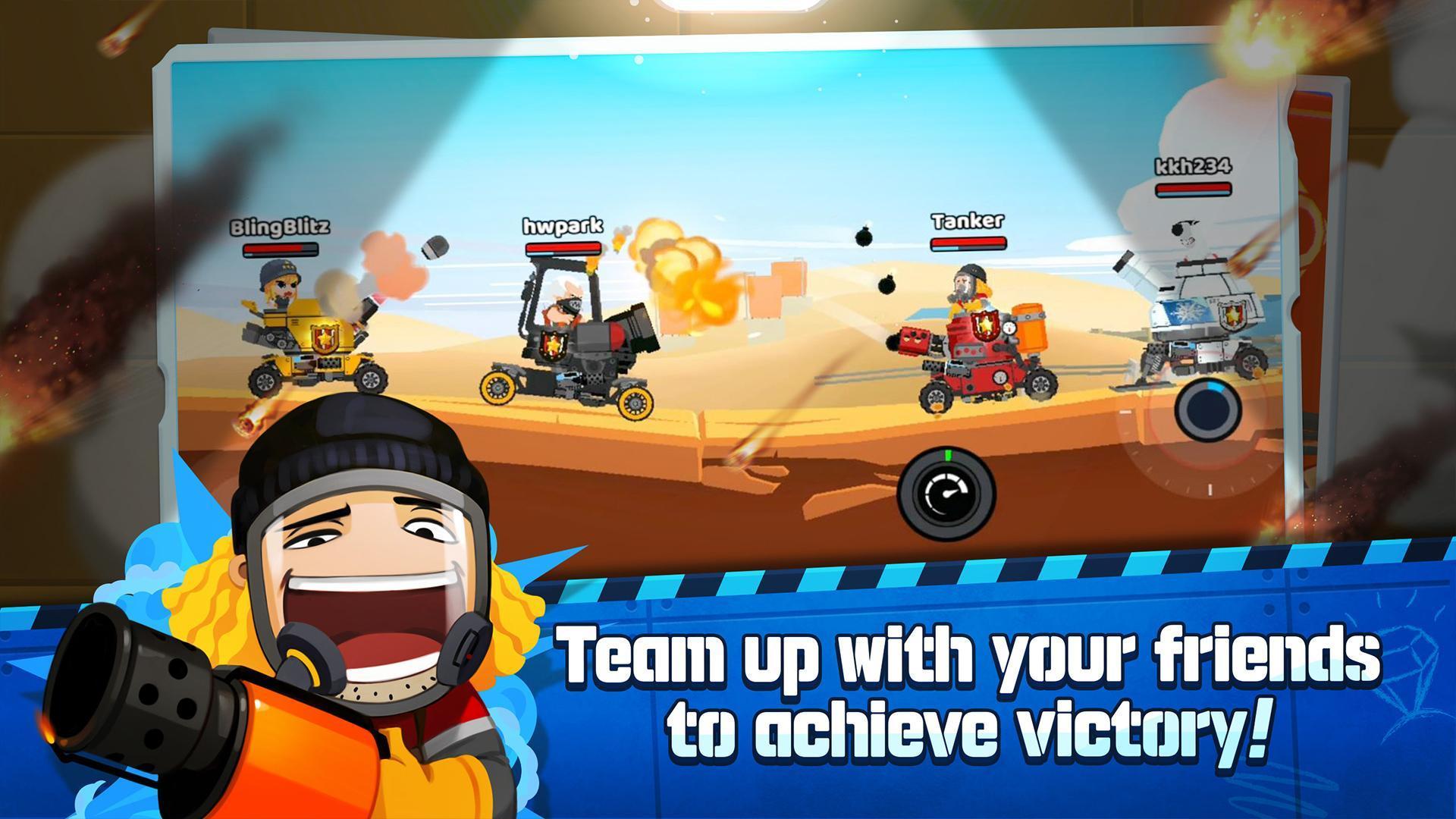 Super Tank Blitz 1.0.6 Screenshot 3