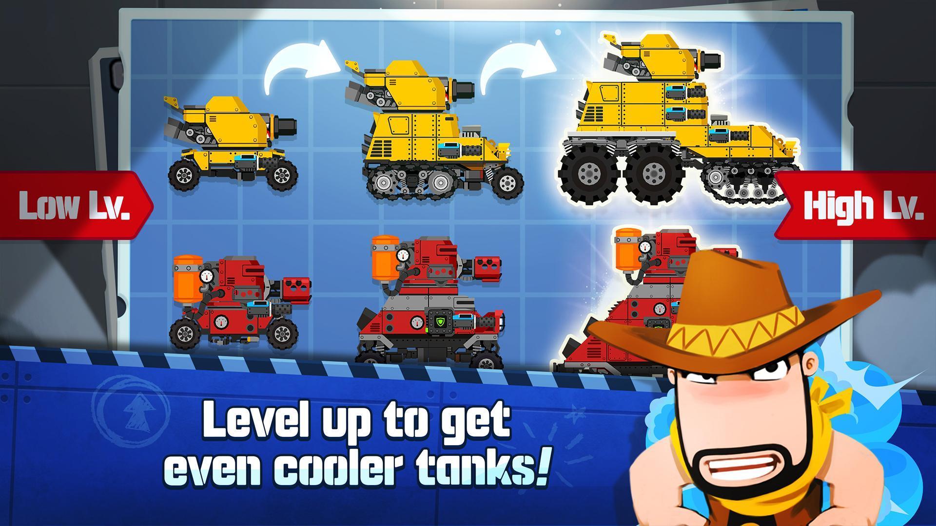 Super Tank Blitz 1.0.6 Screenshot 4