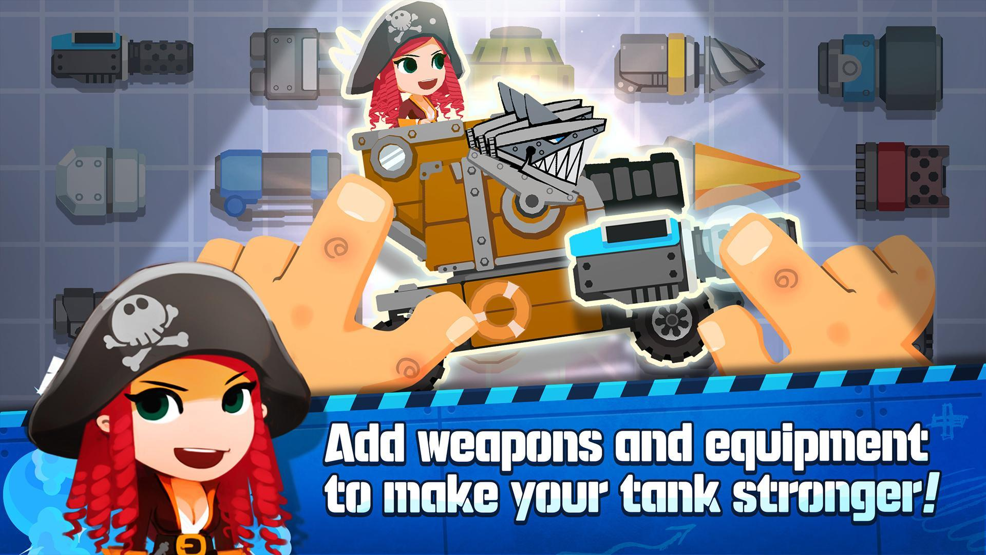 Super Tank Blitz 1.0.6 Screenshot 5