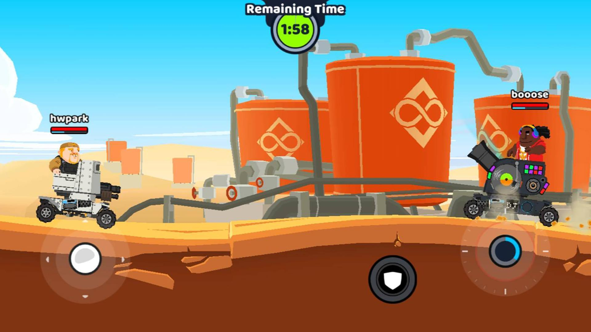 Super Tank Blitz 1.0.6 Screenshot 7