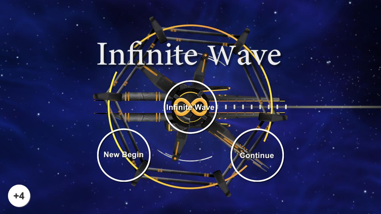 Infinite Wave 1.1 Screenshot 1