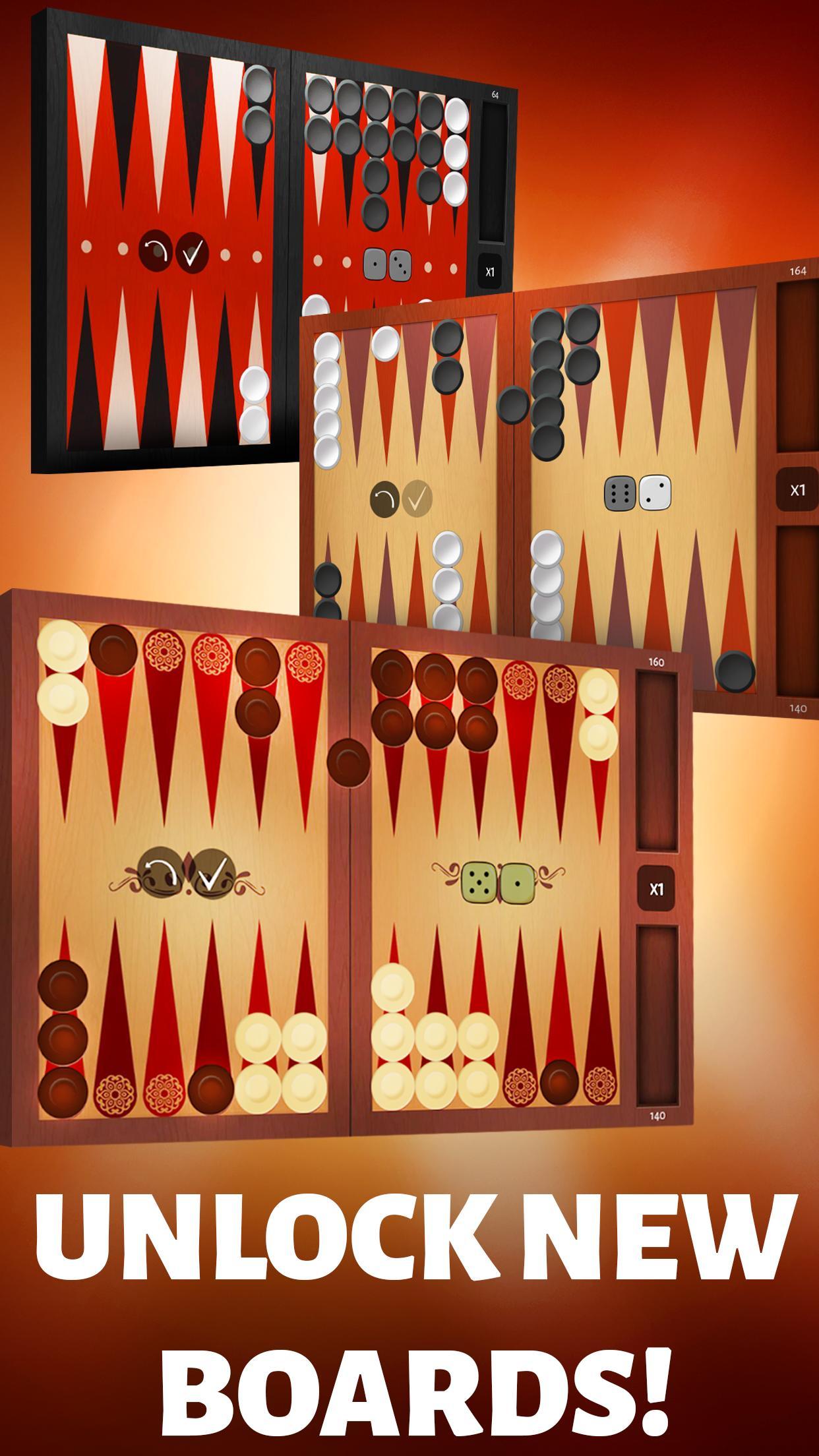 Backgammon Offline 1.5.3 Screenshot 1