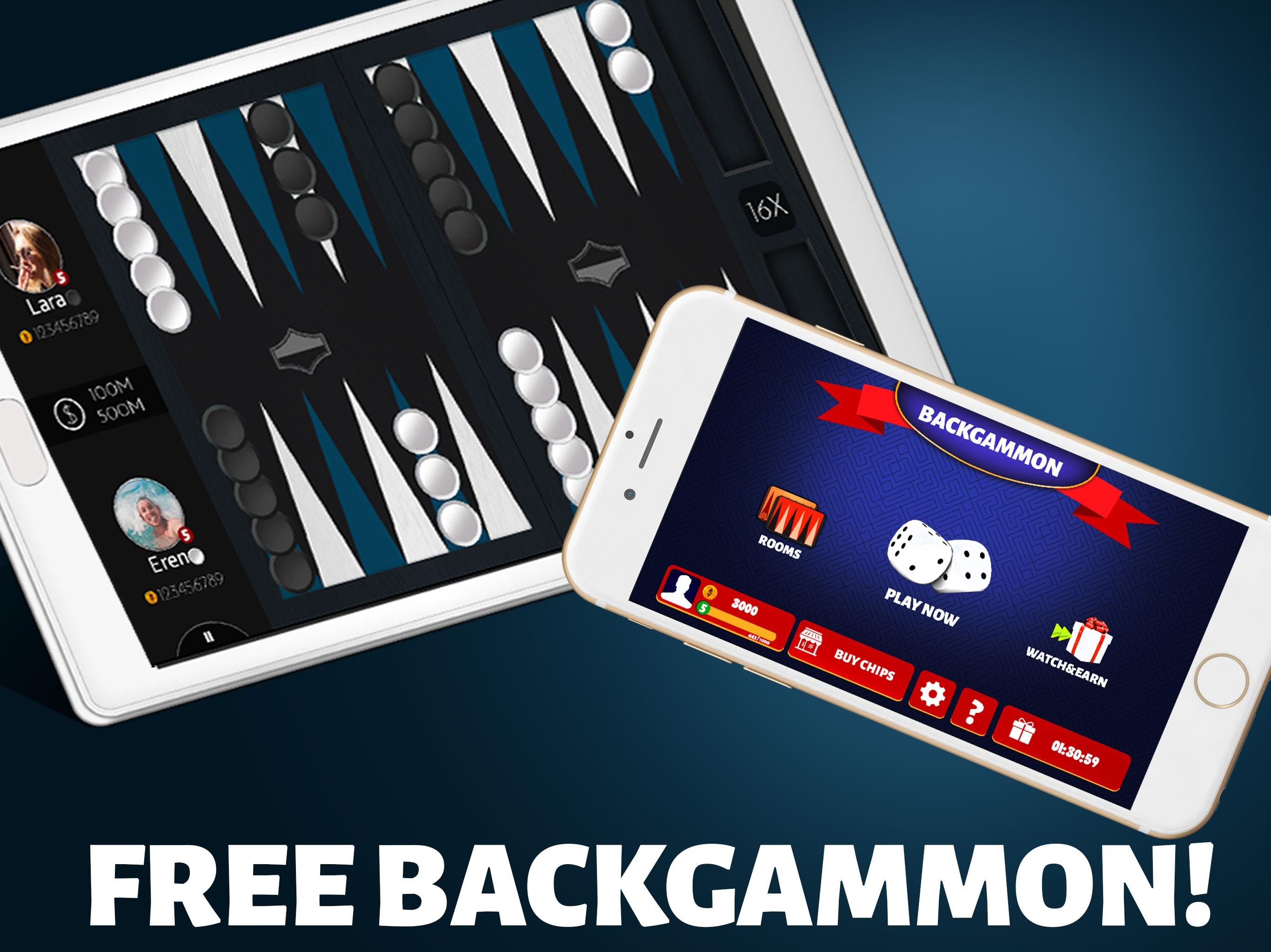 Backgammon Offline 1.5.3 Screenshot 10