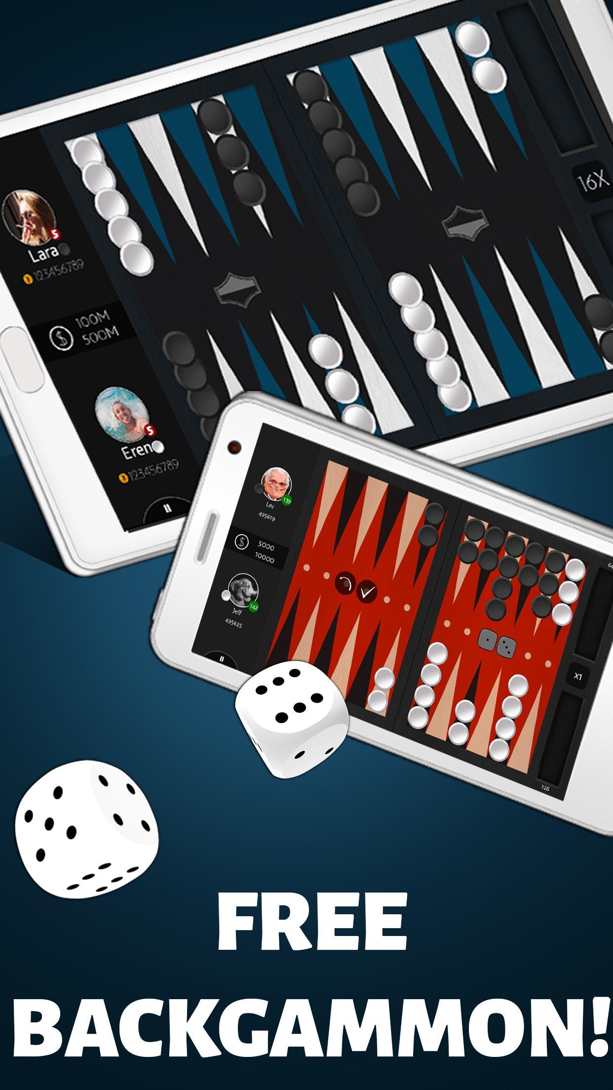 Backgammon Offline 1.5.3 Screenshot 2