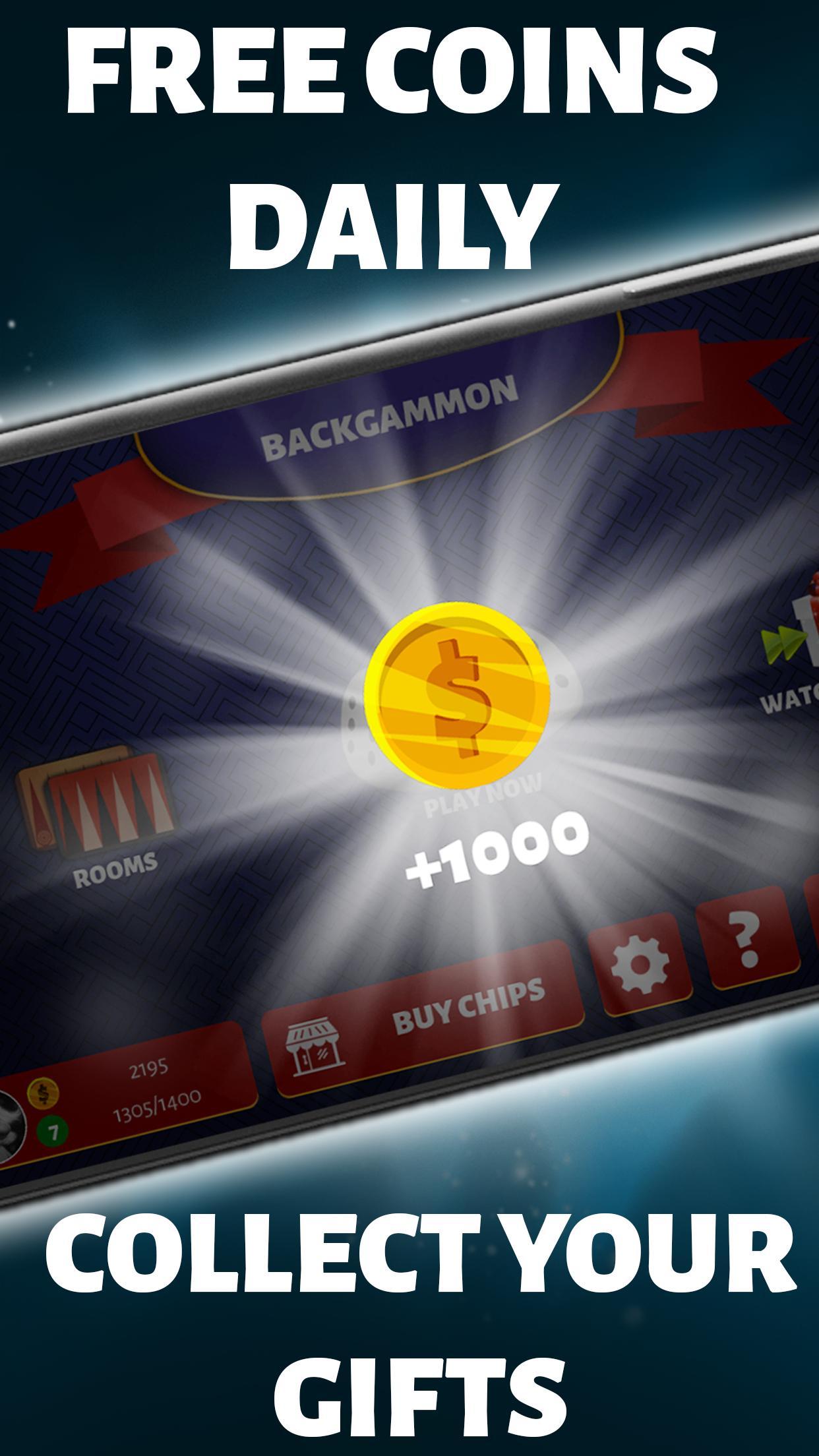 Backgammon Offline 1.5.3 Screenshot 4