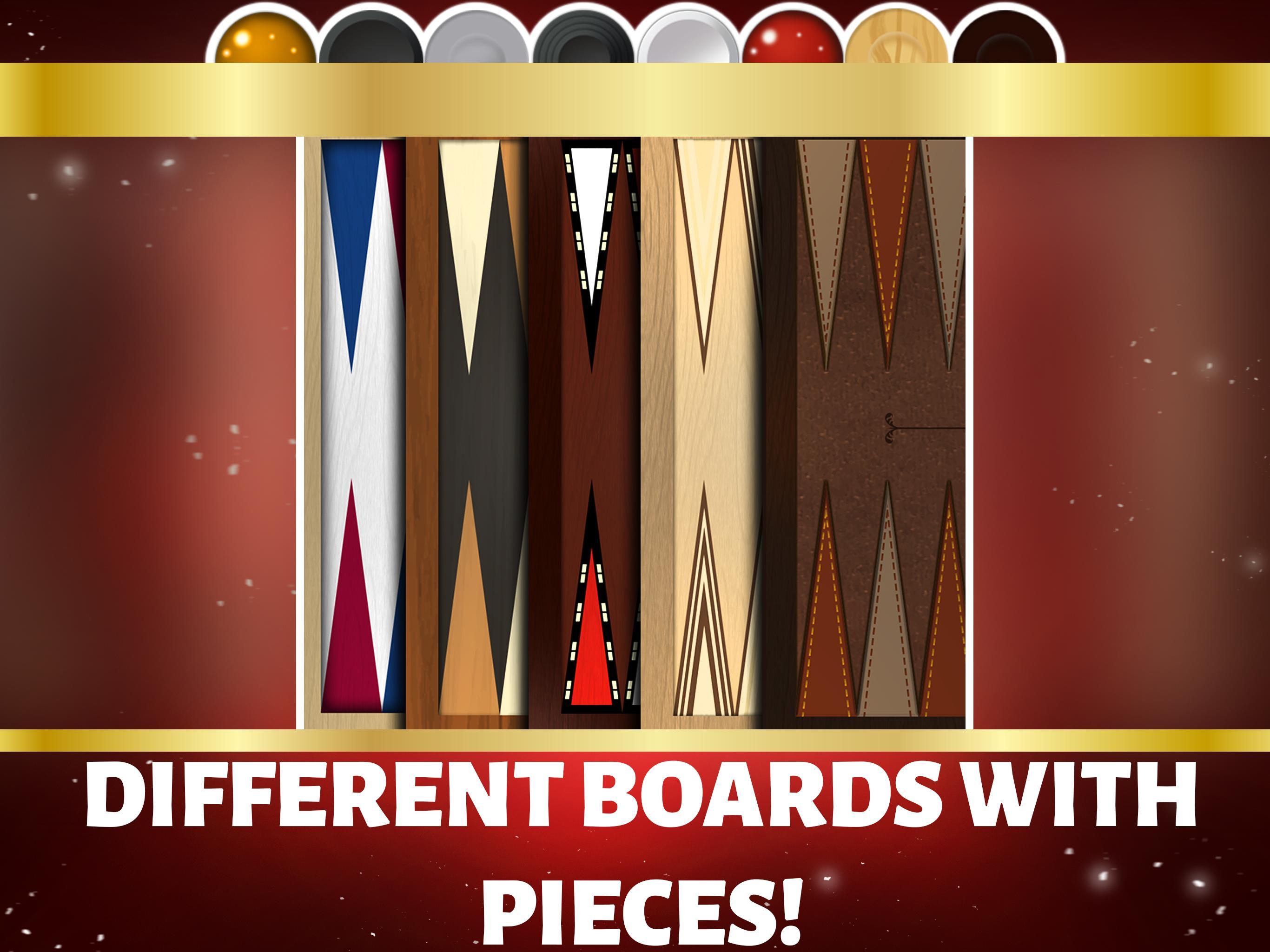 Backgammon Offline 1.5.3 Screenshot 7
