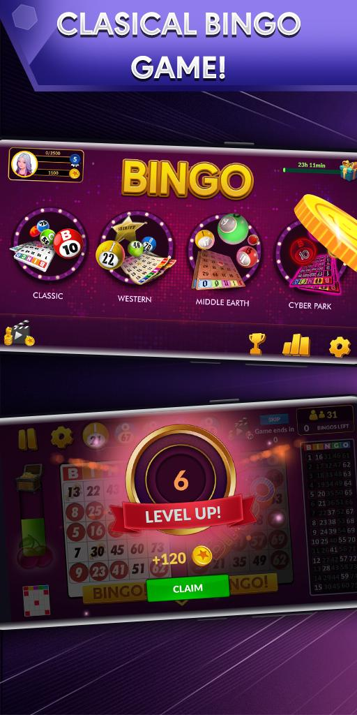 Bingo Offline Free Bingo Games 2.1.1 Screenshot 2