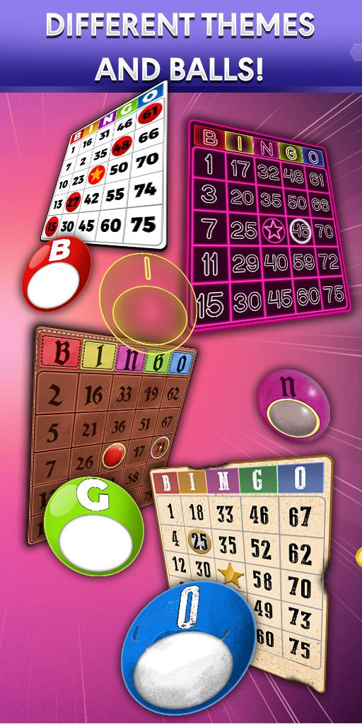 Bingo Offline Free Bingo Games 2.1.1 Screenshot 4